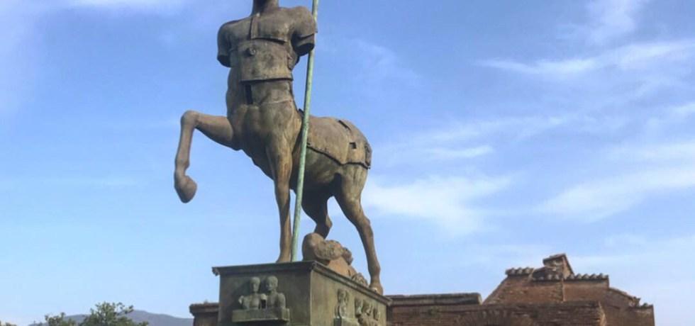 Destaques do que ver em Pompeia, Itália