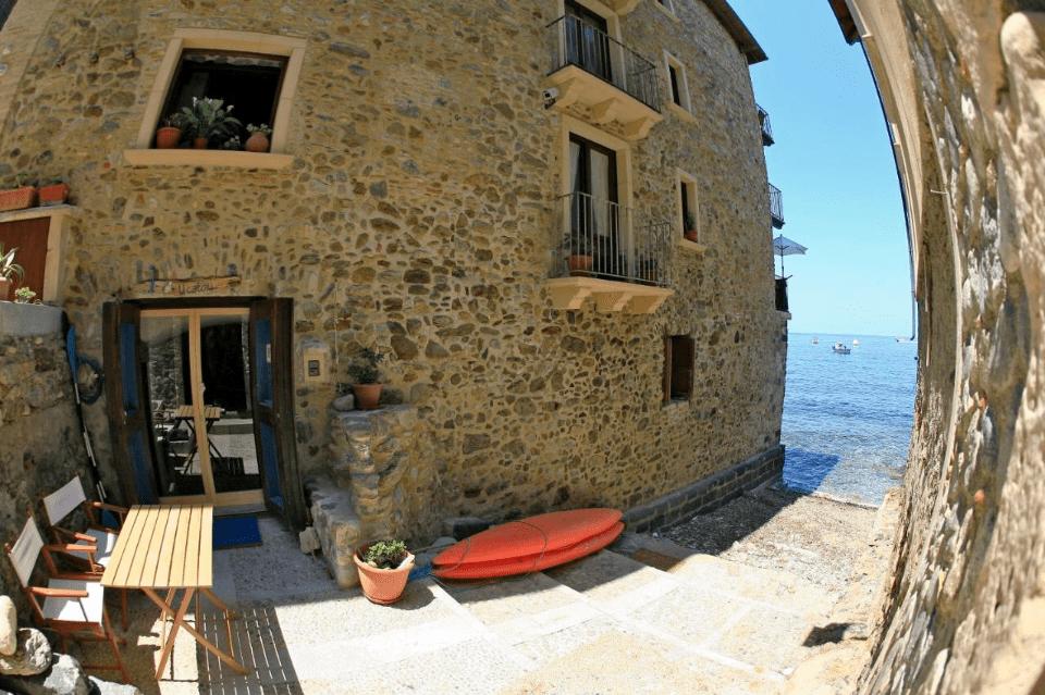 A casa do U Catoiu. Foto: Booking