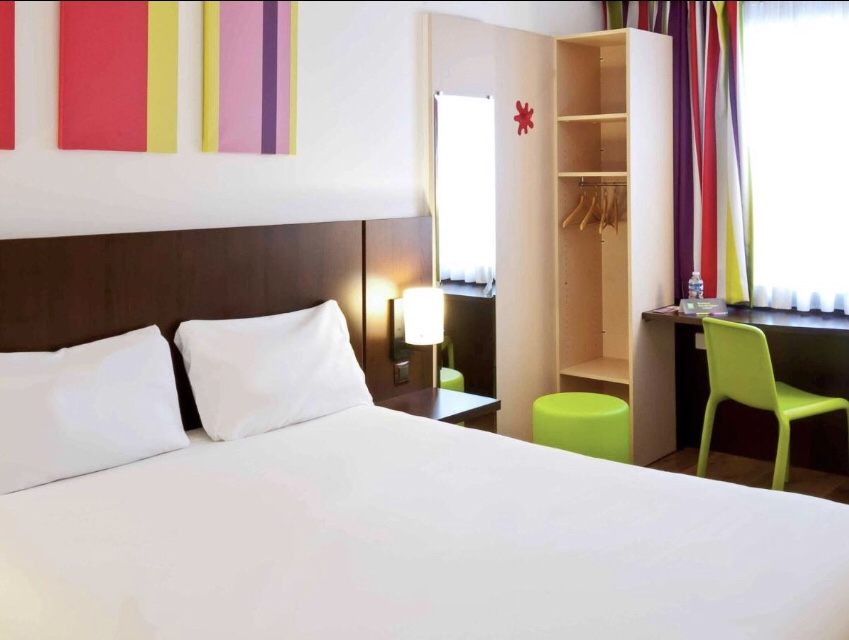 Ibis Styles Luxembourg Centre Gare | Foto: Booking