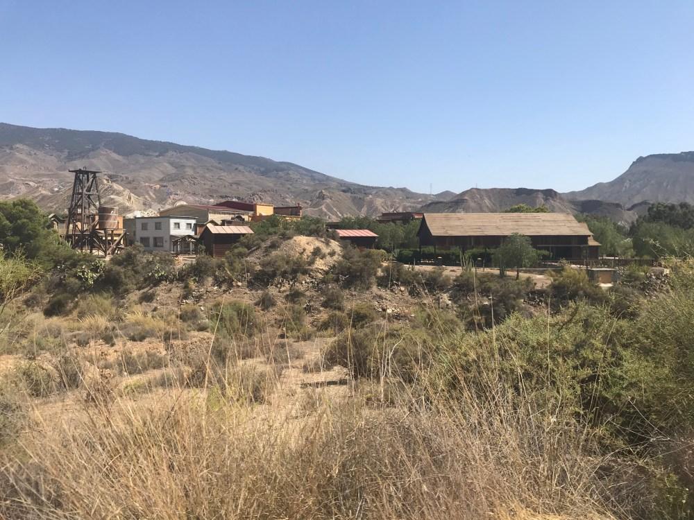 Os cenários fofos do Fort Bravo