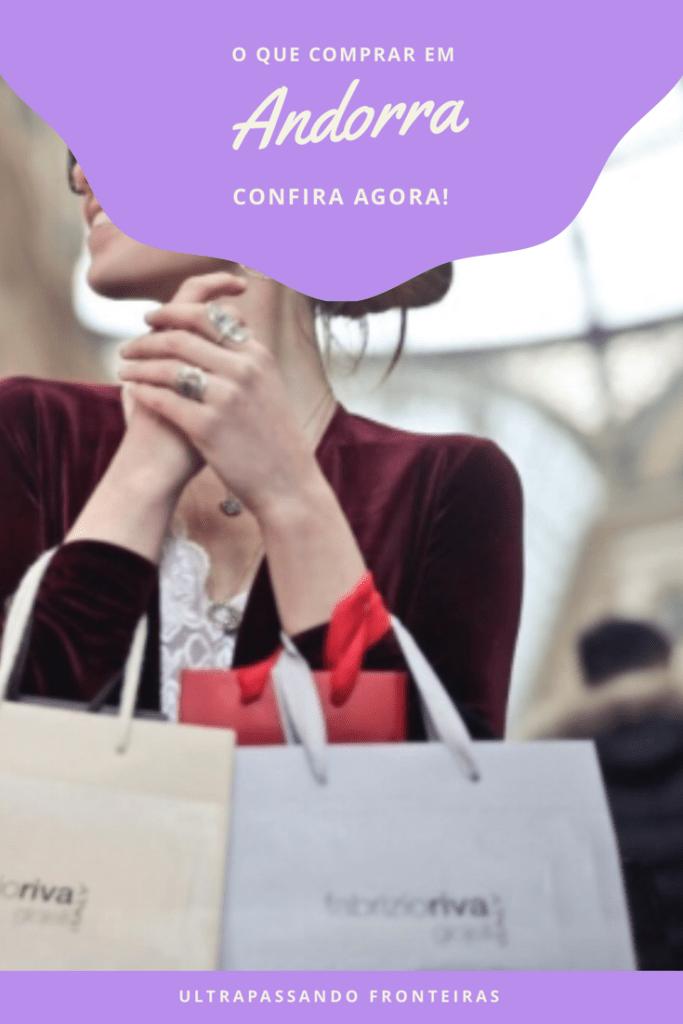 O que comprar em Andorra
