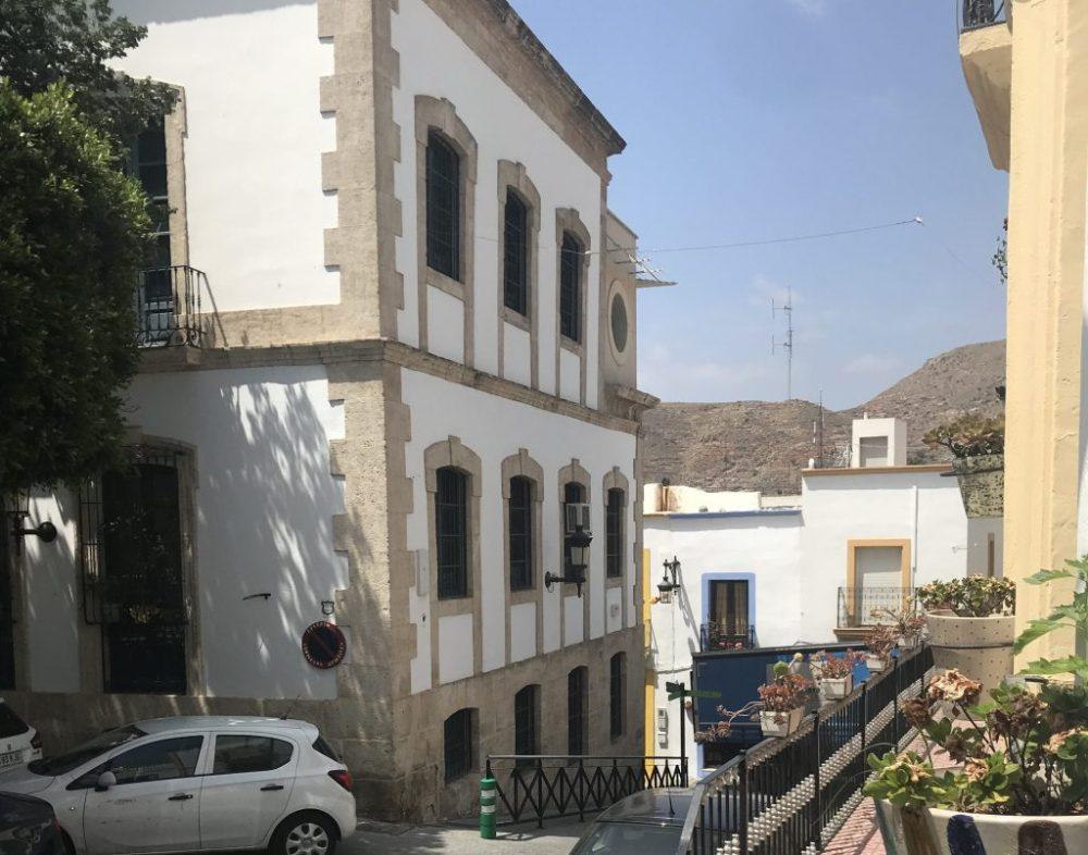 O Centro de Níjar, em Almeria