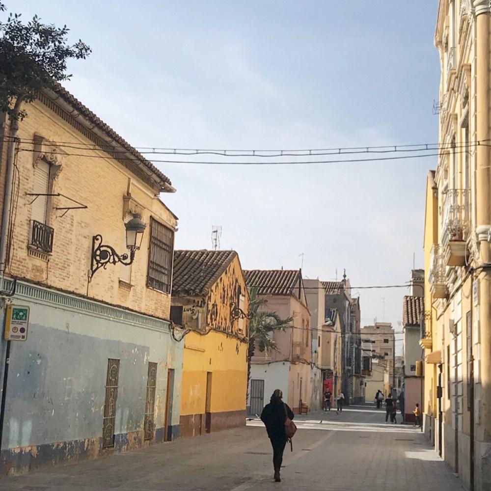 El Cabanyal ainda é um bairro de contrastes