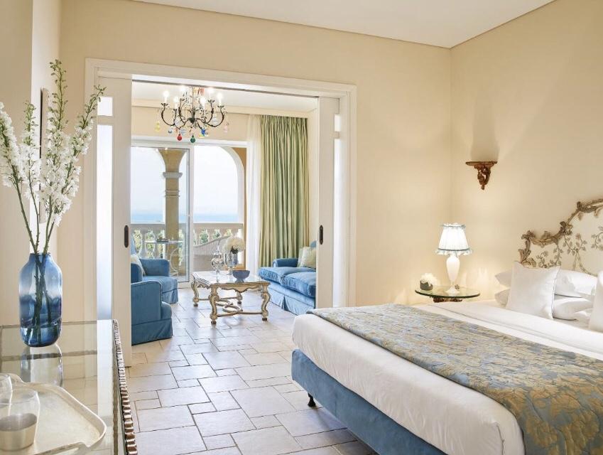 O quarto do Grecotel é mais sua cara? Foto: Booking