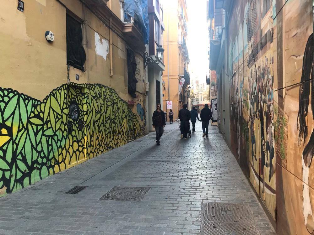 El Carmen, Valencia: um museu ao ar livre