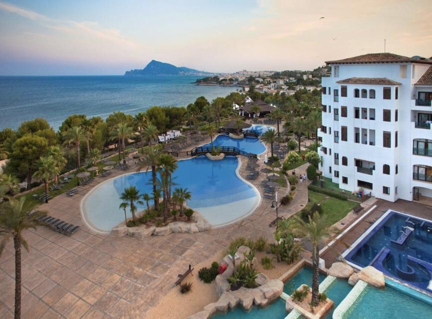 SH Villa Gadea é uma excelente opção de 5 estrelas com SPA