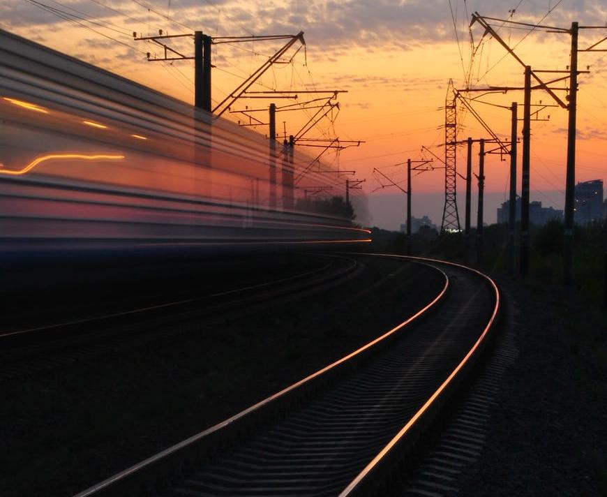A Italia é super bem cortada por trens, mas no geral eles são mais antigos que os de outros países da região