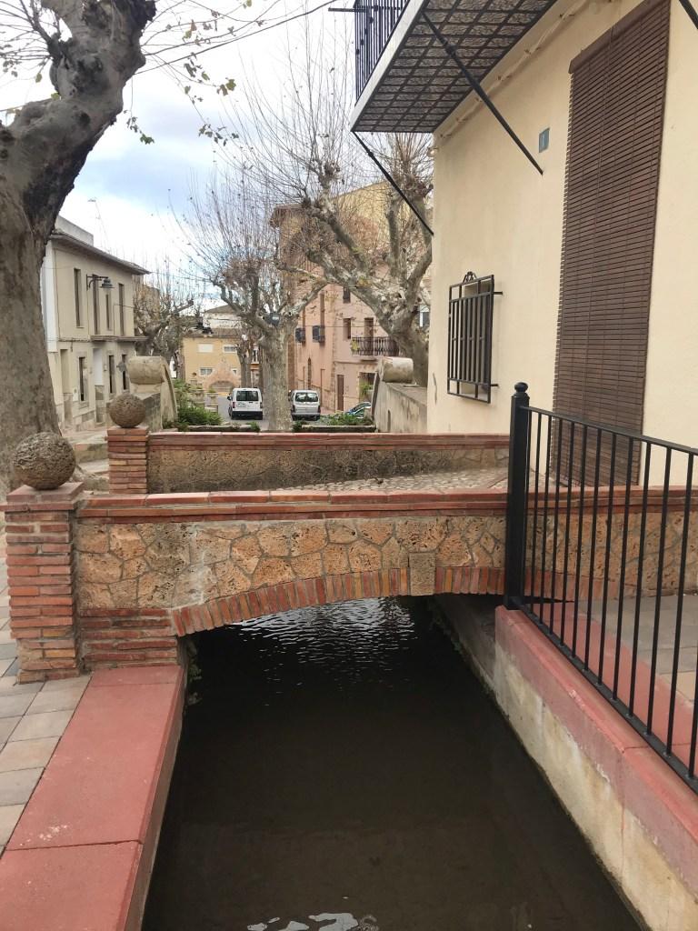 A cidade de Anna, onde está a Alhambra valenciana, é uma graça