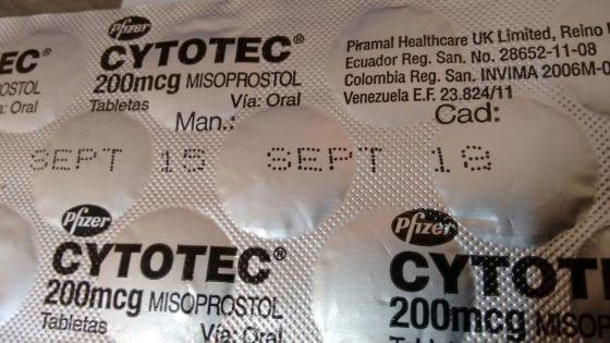 Apesar de ser antiácido e antiulceroso, o Cytotec é amplamente usado como abortivo