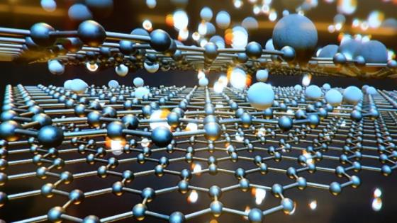 Película de nanotubo gera energia da umidade do ar
