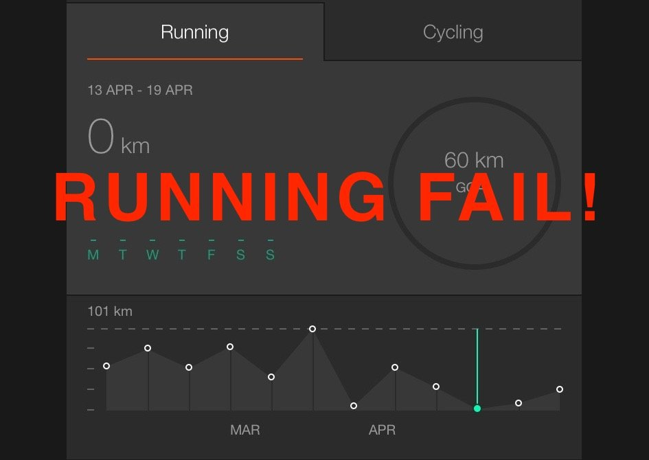 Running Fail!