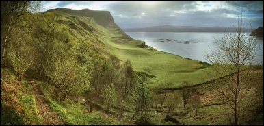 Runaround Scorrybreac on Isle of Skye