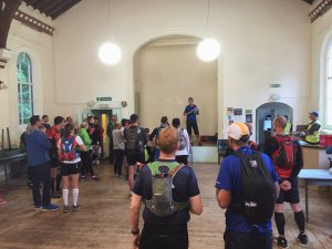 Race Briefing for Norfolk 100