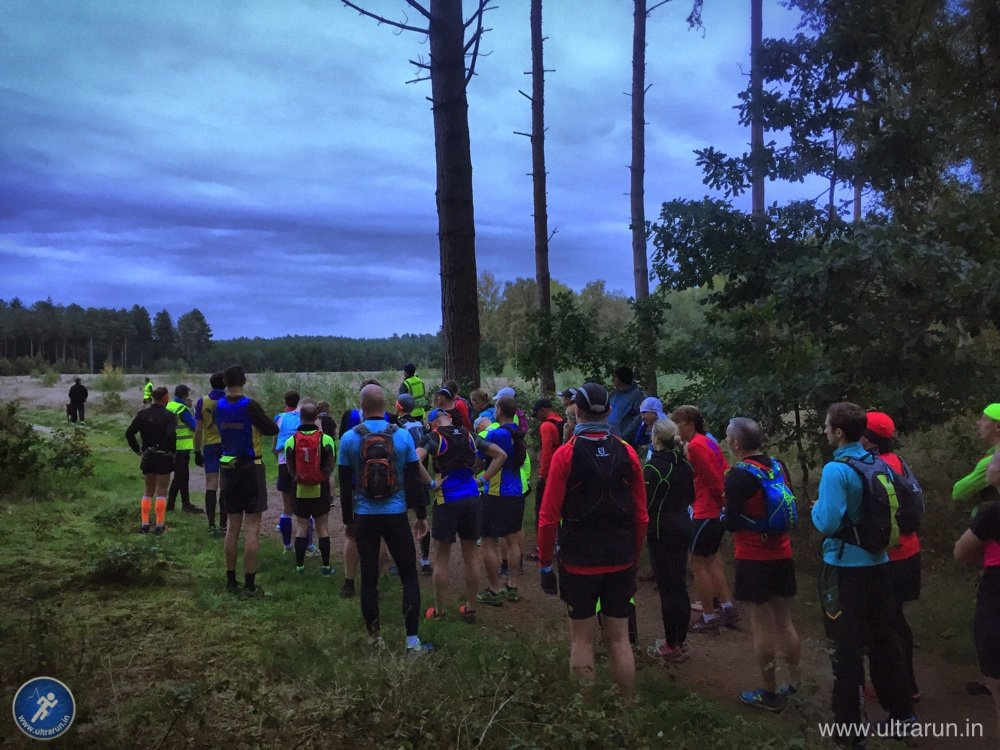 Race brief for 2015 Kings Forest 50km