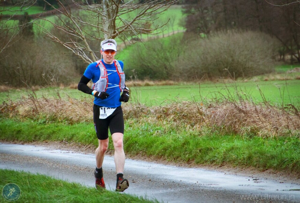 Giles Running out of Little Cressingham