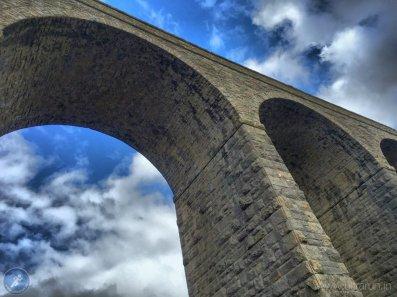 The Artengill Viaduct