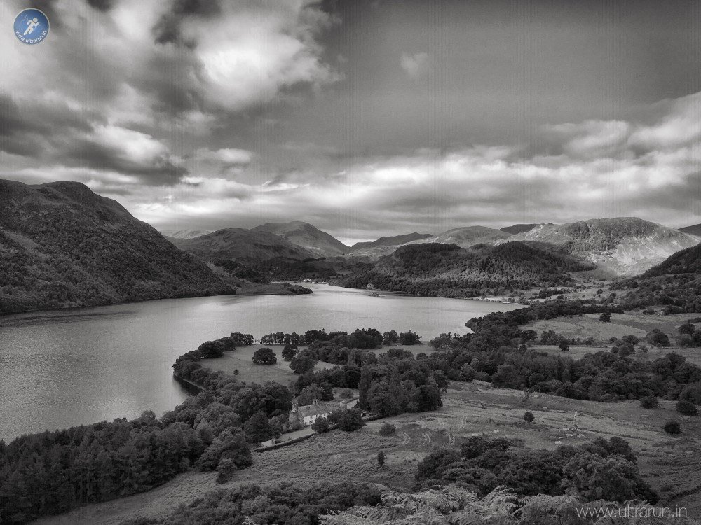 Morning views over Ullswater