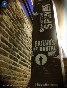 The Monte Spine Race #britainsmostbrutal