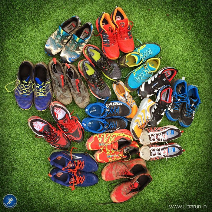 Running Shoes, Choices Choices!