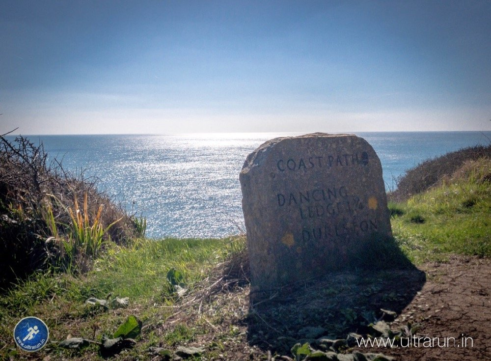 The SW Coastal Path, Dorset