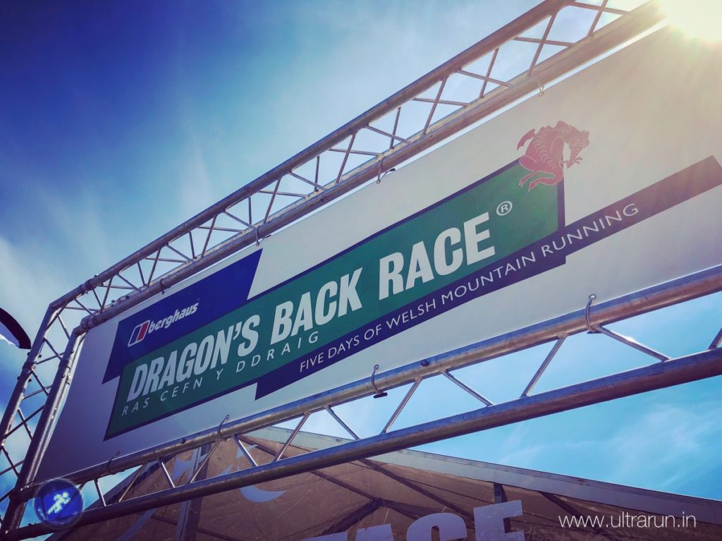 Dragons Back 2019: Race Registration