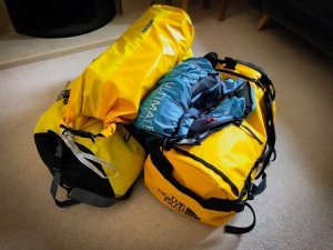 Dragons Back 2019: Kit Packed And Ready To Go