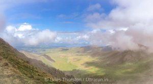 Dragons Back 2019 / Day One: Clouds Clearing Over The Carneddau
