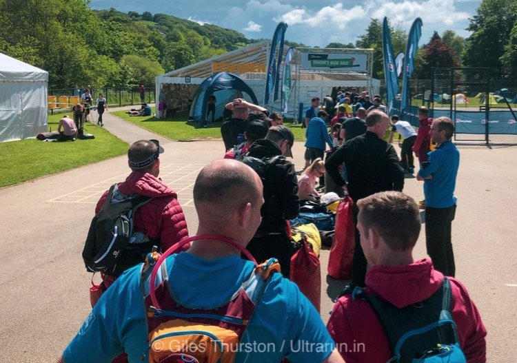Dragons Back 2019: Queue For Race Registration