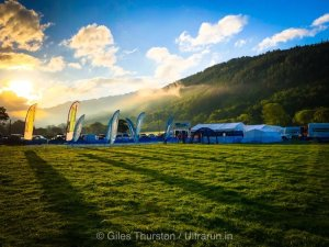 Dragons Back 2019 / Day Two: Dawn at The Overnight Camp
