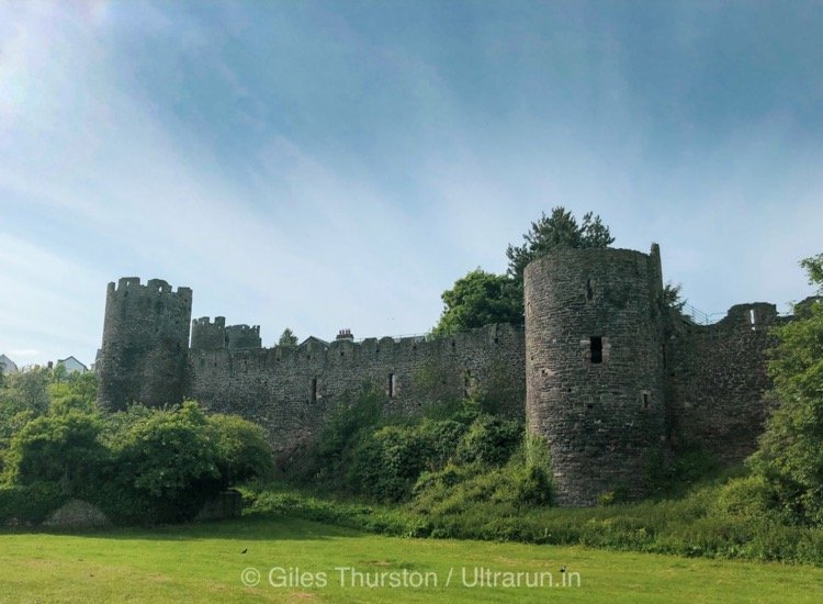 Dragons Back 2019: Conwy Castle and The Start