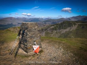 Dragons Back 2019 / Day Two: Summit of Moelwyn Mawr with Cnicht Beyond
