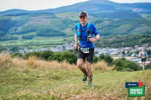 Dragons Back 2019 / Day Three: Climbing Away From Machynlleth and the days Support Point