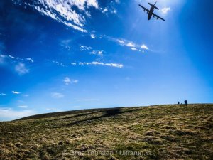 Dragons Back 2019 / Day Four: Flyby from the RAF