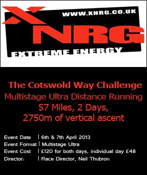 cotswold way challenge 2012