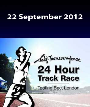 self-transcendence 24 hour race tooting bec