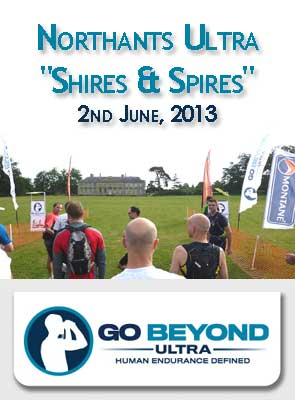 The Northants Ultra 35 Shires and Spires – 2013