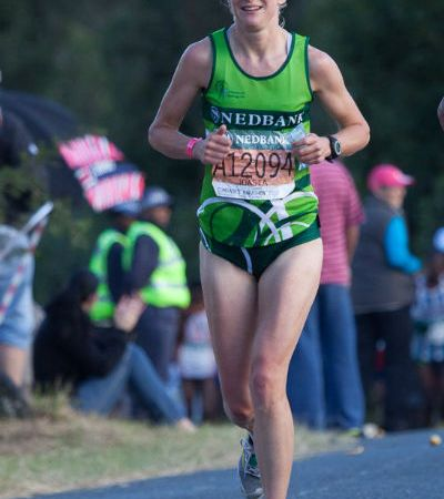 Jo Zakrzewski Takes 4th place at Comrades 2013