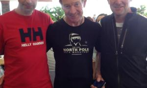 World Jog Tony Mangan's Final Irish Leg