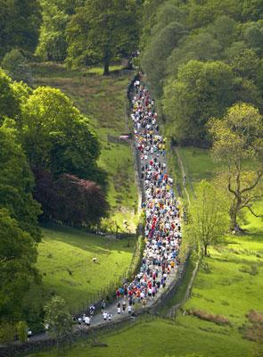 Brathay Windermere Marathon 2015