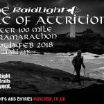 The Arc of Attrition 2018