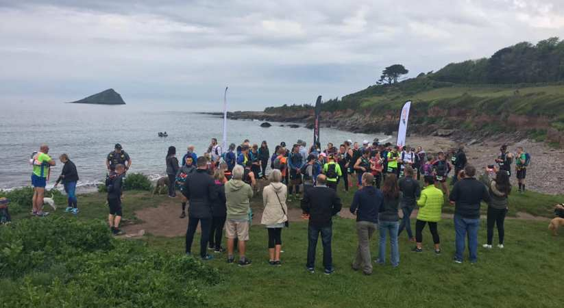 Devon Coast to Coast Ultra 2019
