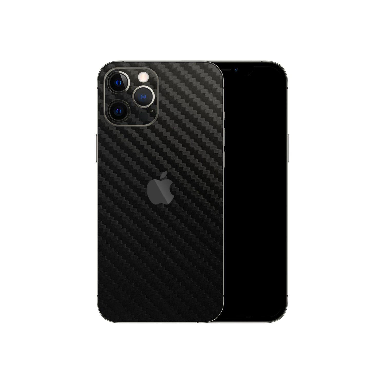 Apple iPhone 12 Pro Carbon Fibre Skin Wrap Vinyl