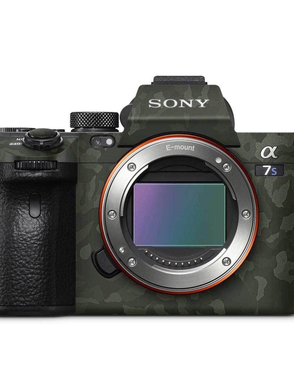 Sony A7S III Camera Vinyl Skin Wrap