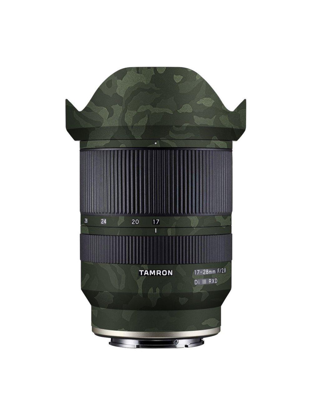 Tamron 17-28mm F2.8 FE mount Skin