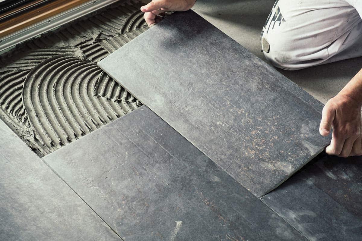 for commercial kitchen floors
