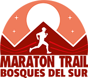 Logo Maratón Trail Bosques del Sur