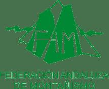 Logo de la Federación Andaluza de Montañismo