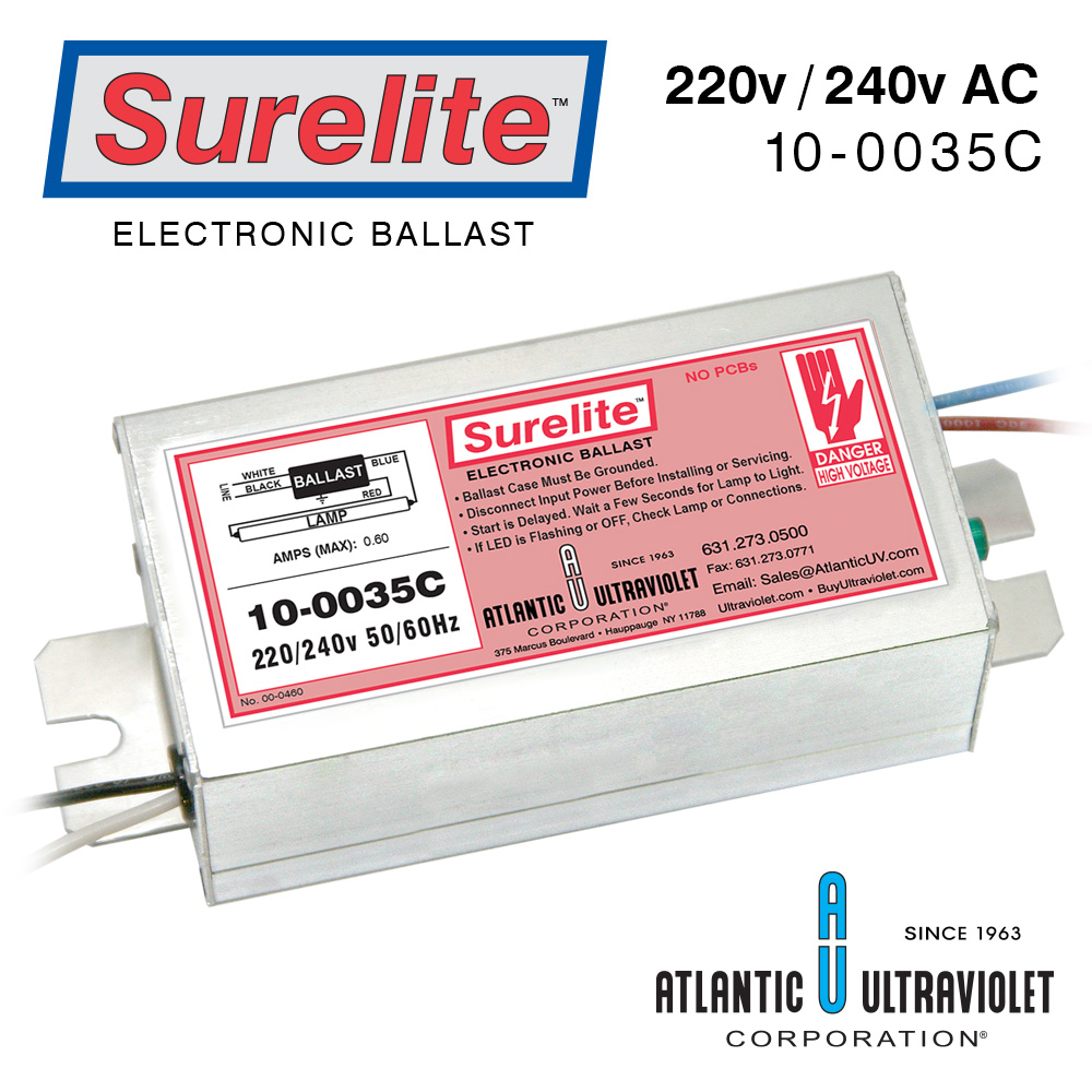 medium resolution of 10 0035c surelite electronic ballast
