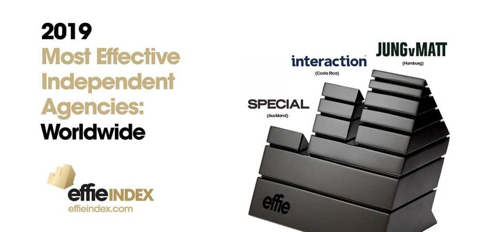 effie-index-2019-ultravioleta-most-effective-independent-agencies