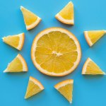 empresarios naranja ultravioleta